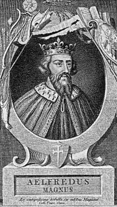"Alfred the Great (849 – 26 October 899), King of Wessex from 871 to 899Alfred successfully defended his kingdom against the Viking attempt at conquest, and by his death had become the dominant ruler in England.He is the only English monarch to be accorded the epithet ""the Great"".Alfred was the first King of the West Saxons to style himself ""King of the Anglo-Saxons"". Details of his life are described in a work by the 10th century Welsh scholar and bishop Asser. Alfred was a learned and merciful man who encouraged education and improved his kingdom's legal system and military structure."