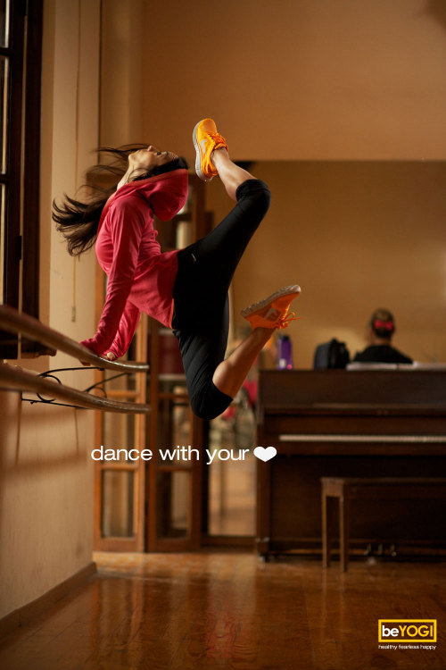 Dance with your ♥