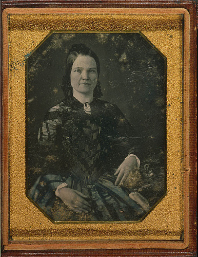 nprfreshair:  Tony Kushner on Mary Todd Lincoln's contribution to the White House image: She apparently sold Lincoln's annual letter to Congress — which is what the State of the Union Address used to be — to a newspaper to raise money to buy stuff for the White House. And that of course was a huge transgression, and the House seriously thought of calling her up and investigating her. Lincoln stopped that. The thing that I think people don't understand about Mary, or don't give her credit for, is that when they came to the White House, it was in an absolute shambles — as was the country. Obviously, it was falling apart in 1861. And I think because she came from a political family and had a very keen sense of political theater, she knew that the backdrop for the Lincoln administration had to be splendid and suggest power and coherence, since the U.S. at that moment was anything but coherent. It was disintegrating. And she did it. When you look at the engravings from the time, people were clearly just blown away at how beautiful the place was. And she deserves an enormous amount of credit for doing that with almost no budget. (Photo credit: Nicholas H. Shepherd)