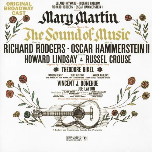 November 16, 1959: The Sound of Music premiers on Broadway.