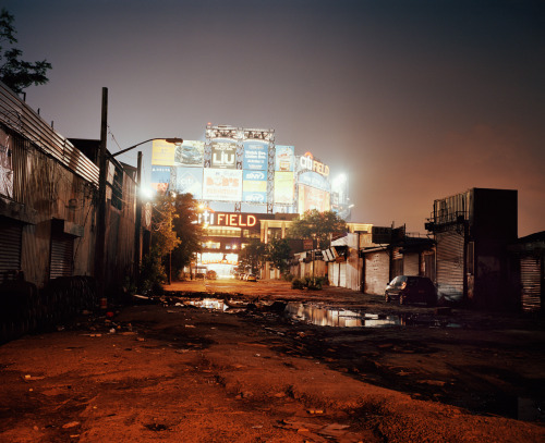 thomasprior:  home game II, queens, 2012