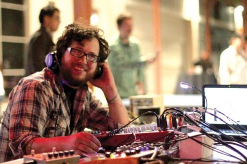 "Sound artist Michael Trigilio is perhaps best known for his experiments with multimedia and modular synthesizers. But last Saturday, he recorded something a little less abstract: a cover of Taylor Swift's No. 1 hit, ""We Are Never Ever Getting Back Together."" Trigilio's 92-second take isn't any old cover of the popular breakup tune, though: It's a death-metal jam with crunchy guitars, computerized blastbeats and Trigilio's down-tuned, Cookie Monster-style growls. ""I recorded it in about three hours,"" Trigilio says. ""It took about, I don't know, six minutes to learn that dumb song."" Trigilio, a faculty member in the Visual Arts Department at UCSD, says he's always ""kind of hated"" Swift's music, but he finds this tune irresistibly catchy. He also appreciates its parallels with punk and metal. ""It's such an angry song,"" he says, ""and also really adolescent."" In 2008, Trigilio recorded death-metal versions of some David Bowie songs for a film he made, Breaking Glass: My David Bowie Movie. It's unclear what'll happen with his Swift cover, though, which you can listen to at soundcloud.com/starvelab. ""I'm not planning on anything,"" he says. ""I just did it to get it out of my system."" (via Michael Trigilio rocks out to Taylor Swift)"