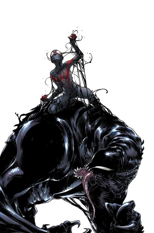elweonilustre:  Ultimate Comics: Spiderman #20