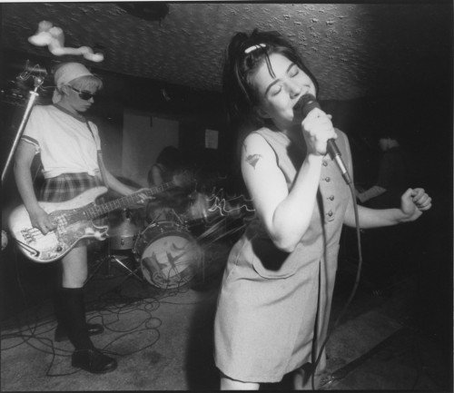 Spin.com: Sisters Ousiders: The Oral History of the 'Bikini Kill' EP