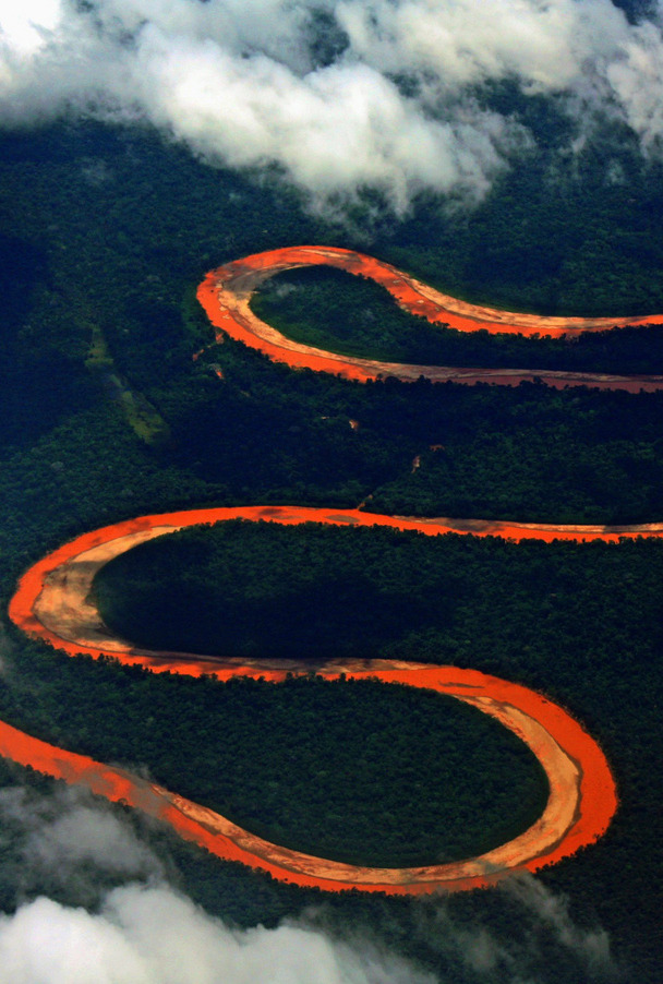 manolescent:  Amazonia from the Sky