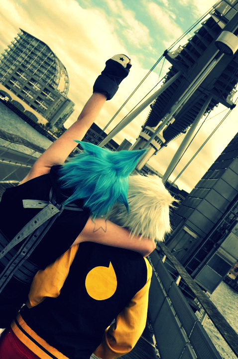 SOUL EATER :: Higher. by ~StephUzumaki