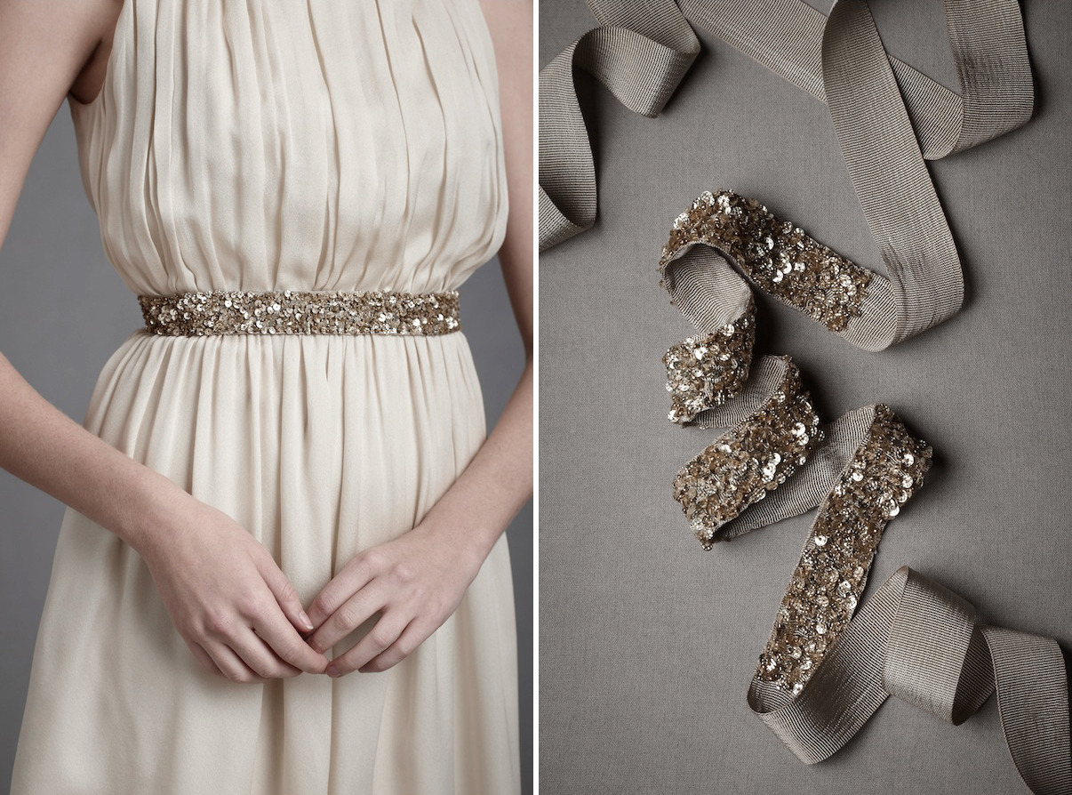 [Collected Stars Sash by BHLDN]