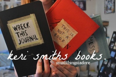 secretgirl22:  small things I adore // keri smiths books. on @weheartit.com - http://whrt.it/U2pTNh