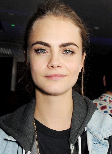 earlysunsetsovermonroeville:  Cara Delevingne attends the launch of 'Do Not Disturb by W Hotels' in collaboration with Boiler Room in the E-WOW Suite at W London Leicester Square on November 14, 2012 in London, England.