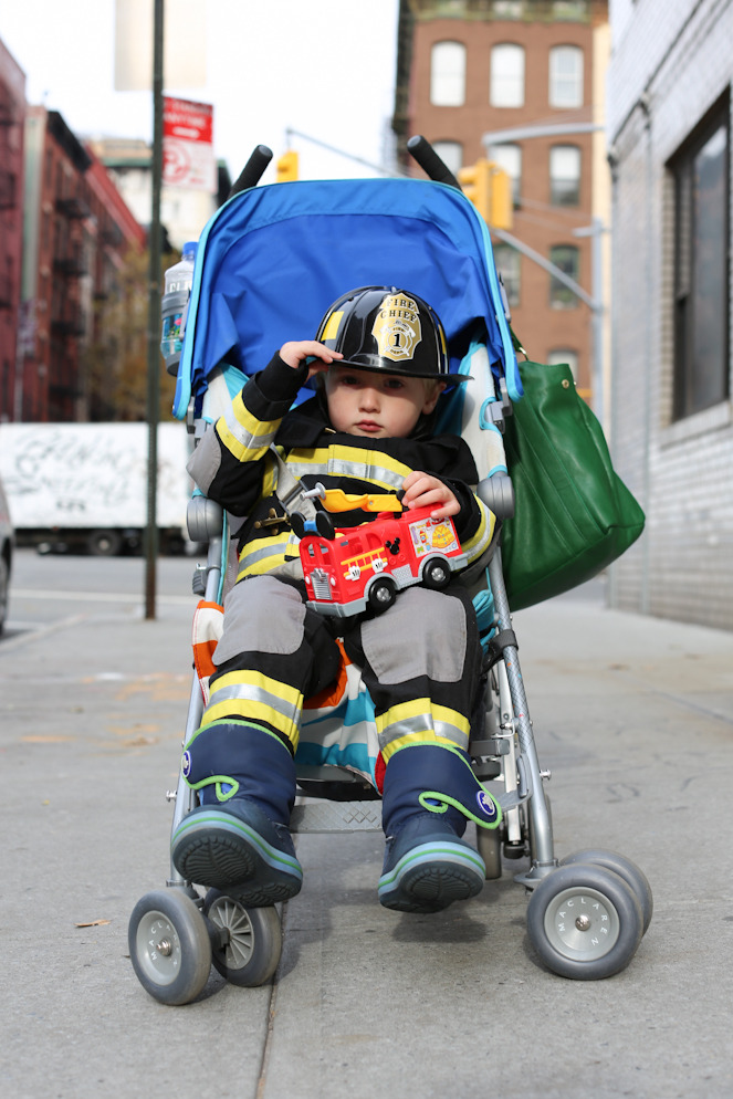 humansofnewyork:  Help is on the way!