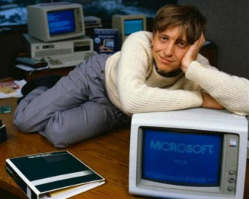 bill gates is a G