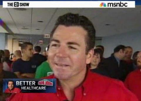 Papa John's Owner Slammed by Liberal Media for Passing on Extra Obamacare Costs http://bit.ly/SW7te9 'LIKE' if you agree —> Media need to get a clue, businesses exist to make a profit, not prop up Obamacare.