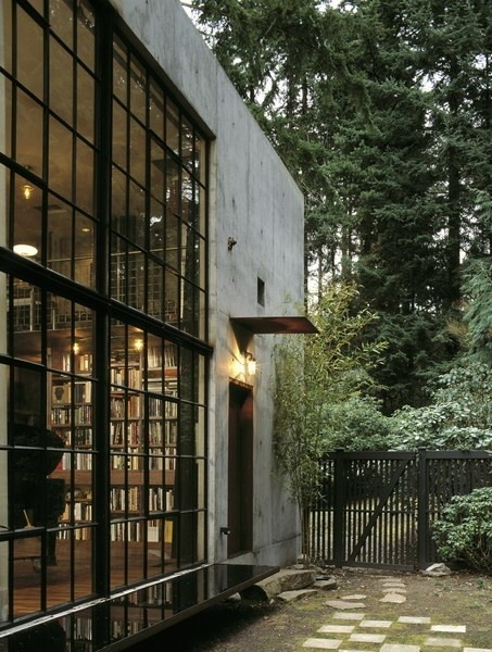 theblackworkshop:  Olson Kundig Architects - The Brain