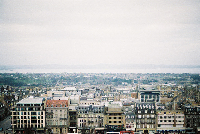 Edinburgh by Richard S J Gaston on Flickr.