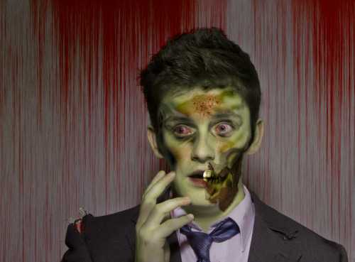 It is ZOMBIE time hahaha