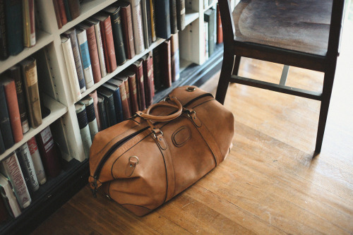 Korchmar – Twain Leather Duffel