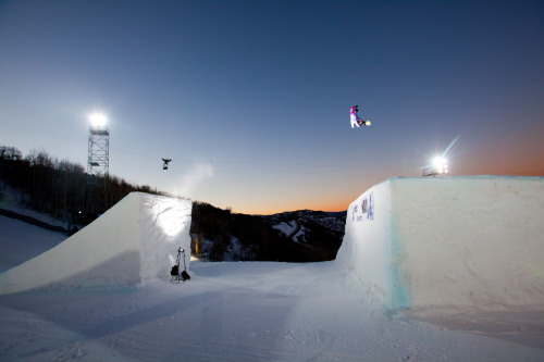 xgames:  Got winter on the mind. Anyone else ready?