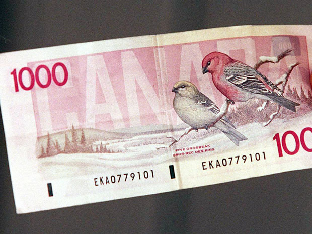 "The hunt for Canada's $1,000 bills: There are nearly a million left, most in the hands of criminal elites More than 10 years after the $1,000 bill disappeared from circulation 946,043 of them are still out there, somewhere.The whereabouts of almost $1-billion worth of the banknotes is a mystery rekindled this month at Quebec's corruption probe when a witness spoke of a safe over-stuffed with cash, including $1,000 notes, inside a political office.Retired on May 12, 2000, for being mostly used in criminal transactions, any $1,000 note deposited at a bank is destroyed, although the bills — nicknamed ""pinkies"" by gangsters because of the pinkish-purple ink — remain legal tender. (Postmedia files)"