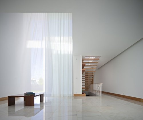 remash:  house in moreria | living ~ phyd.arquitectura architecture