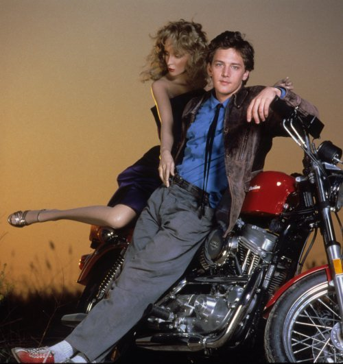 "Mannequin (1987) Starring Andrew McCarthy & Kim Cattrall - Tagline ""Just because Jonathan's fallen in love with a piece of wood, it doesn't make him a dummy."" For more visit  http://www.pickoftheflicks.com"