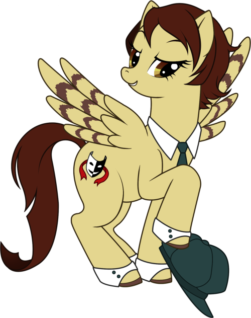 I did another Pony of myself. :) Hehehe.