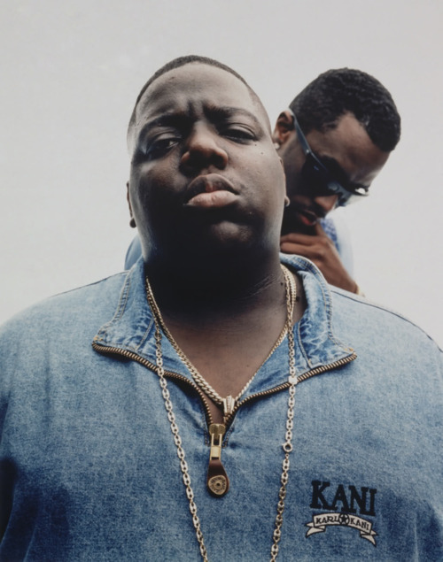Biggie && Puff Daddy .  Briennae8.tumblr.com