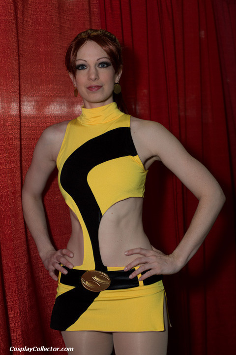 dtjaaaam:  Silk Spectre - New York Comic Con 2012 Before Watchmen's take on Laurie Jupiter.