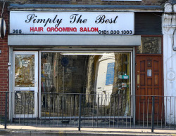 Simply the Best Hair Grooming Salon, Willsden high Road NW10