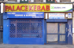 Palace Kebab / Global Link, Weston Street SE19