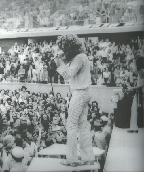 August 8, 1969 San Bernardino Swing Auditorium