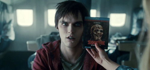 "He's definitely a zombie! Nicholas Hoult as ""R"" in Jonathan Levine's Warm Bodies, also starring Teresa Palmer. Great shot from the trailer: http://onfs.net/TNRLVm"
