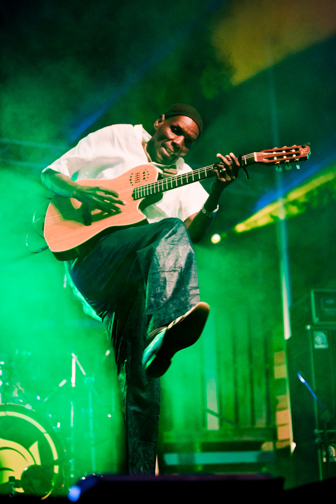 Oliver Mtukudzi - Cape Town World Music Festival
