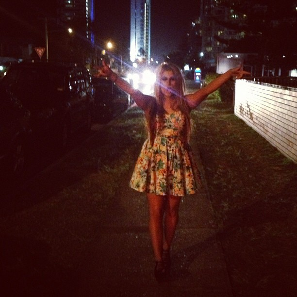 #nightlife #photo #photography #goldcoast #broadbeach #clubbing #heels #dress  (at Broadbeach)