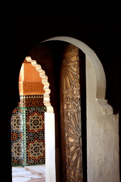 myworldview-photography:  Mosque Interior - Meknes - Morocco