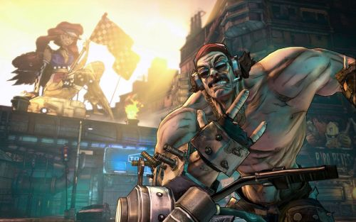 Mr. Torgue's Campaign of Carnage is Borderlands 2's next DLC and he's giving off some serious Macho Man Randy Savage vibes!