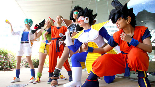 Dragon Ball Z Team Anime: Dragon Ball Z