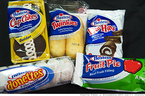Hostess Brands closing for good Never forget.
