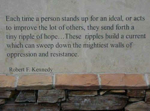 randomness-from-thisoldguy:  Robert F. Kennedy