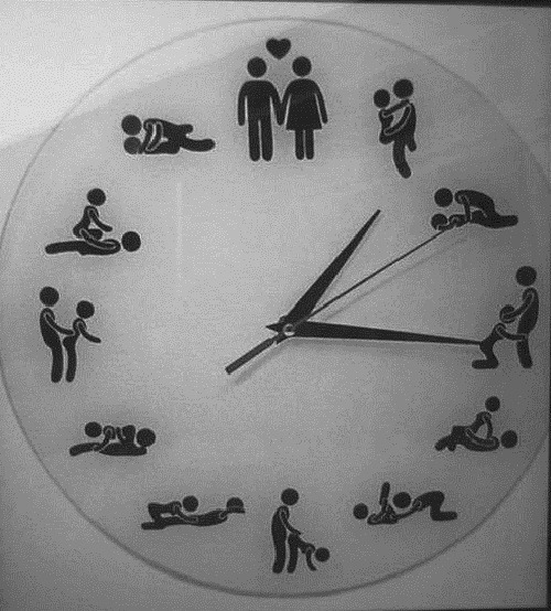 keep-it-swavey:  easeyourmindrelaxyourbones:  I want this clock  Lol