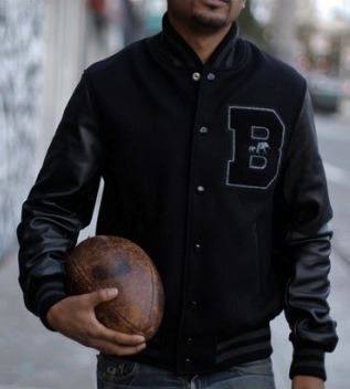 The Brooklyn Circus BK Bomber Varsity Jacket