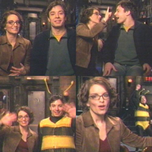 SNL Tribute to John Belushi March 11, 2002 Tina Fey & @JimmyFallon