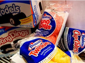 10 Things Hostess Could Have Done to Avoid Going Out of Business [Click for Full Post] Had a fire sale in Colorado, Washington, and any other state with a college in it.  Convinced a rapper, ideally Jay-Z, to change his name to Host-S pro bono so they could compete with Drake's.  Taped three Twinkies together and sold them as neck pillows outside of airports.  Made Ho-Hos as sexy as the name suggests.  Toned down the sexiness of Ding Dongs to make the name fit. [Keep Reading]