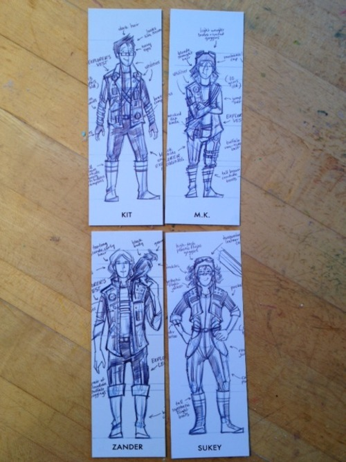 Look at these great Expeditioners character bookmarks, designed by Katherine Roy! Who will it be? Kit, Zander, M.K., or Sukey? Pick your favorite at the Norwich Bookstore book launch tomorrow!