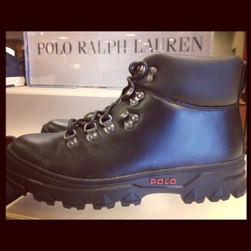 These are nice for the fall/winter season.From rainy days to a snowy day, these will be comfortable and keep your feet dry. ~~~~~> GENTLEMENSCORNER.tumblr.com #style #mensstyle #mensfashion #ralphlauren #fashion