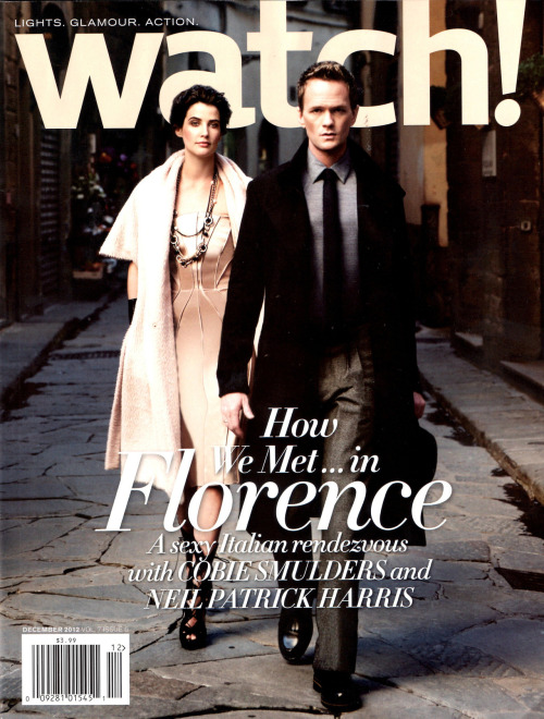 How I Met Your Mother - CBS Watch Magazine (source)