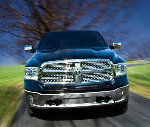 2013 Ram 1500. One truckin' good time.