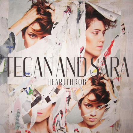 Tegan and Sara's new album cover! AKA your new back tattoo.