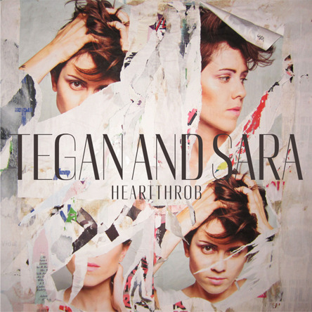 teganandsara:  We are excited to present the album artwork for Heartthrob! Go to http://www.teganandsara.com/ for more info including the tracklisting and pre-order details!