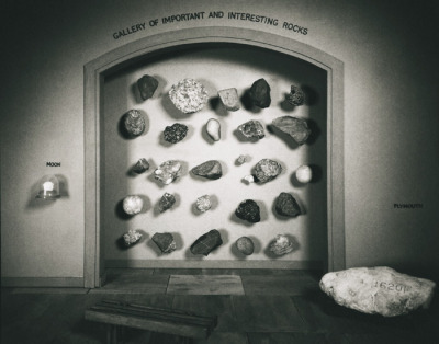 I use to have a rock collection.  Remember Natural Wonders, the store?