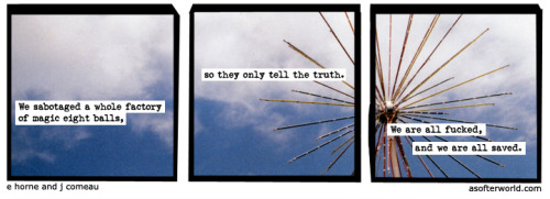 A Softer World: 896 (outlook SO GOOD) buy this print